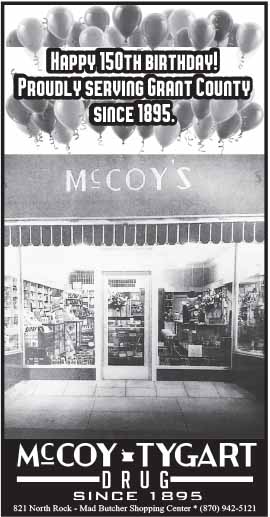 McCoy-Tygart Drug 150th